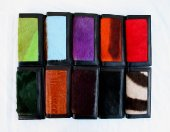Ladies Wallets, mixed