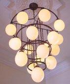 Antler chandelier antler lamp antler art antler lighting antler
